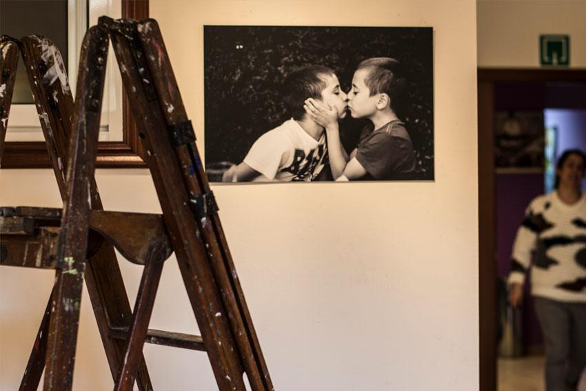 Exposición Objetivo, visibilizando el autismo IV